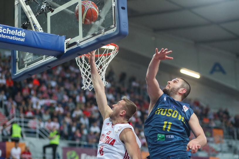 Polska - Kosowo /Łukasz Grochala /Newspix