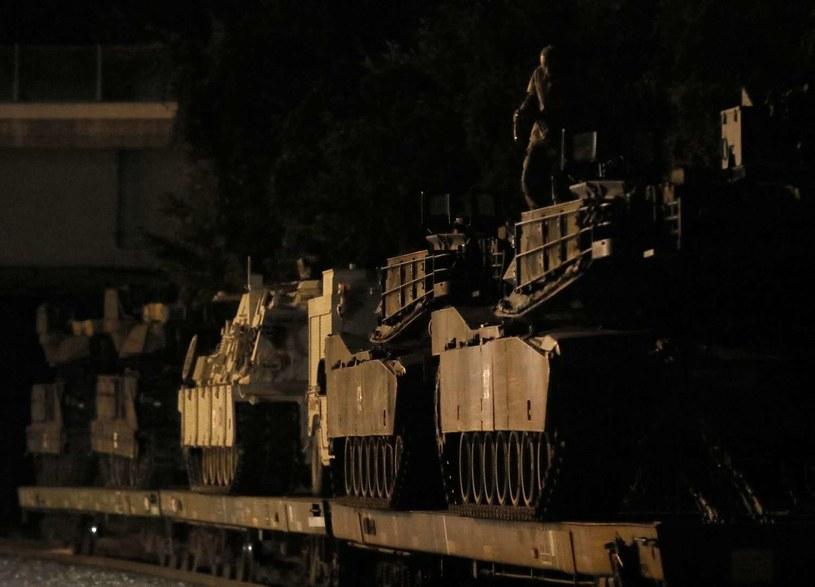 Polska kupuje najnowsze Abramsy Zakup będzie kosztował podatnika 23,3 miliardów złotych /AFP