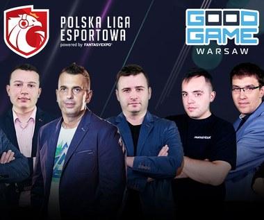 Polska Liga Esportowa na Good Game - Warszawskie Targi Gier