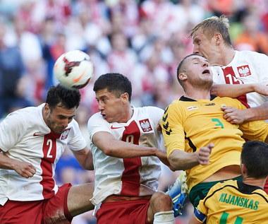 Polska - Litwa 2-1 w meczu towarzyskim