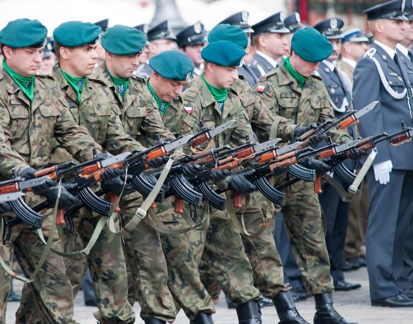 Polska ma obecnie 12 tys. zawodowych żołnierzy /123RF/PICSEL