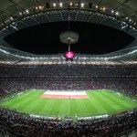 Polska - Macedonia Północna. Mecz przy otwartym dachu