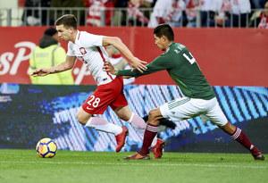Polska - Meksyk 0-1. Jakub Świerczok: Chcę w lidze pokazać, że zasługuję na następną szansę