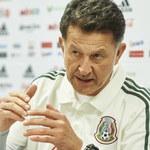 Polska - Meksyk 0-1. Osorio: Mecze z Polską i Belgią potwierdziły naszą siłę