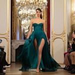 Polska moda triumfuje na paryskich pokazach haute couture