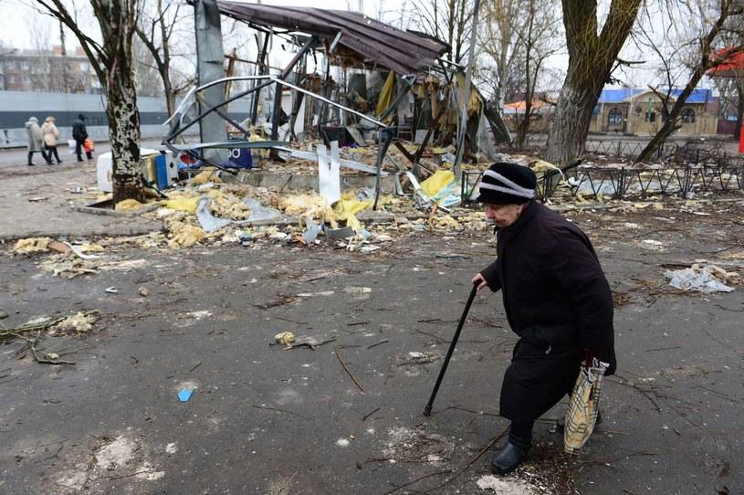 Polska może rozważyć pomoc wojskową dla Ukrainy /AFP