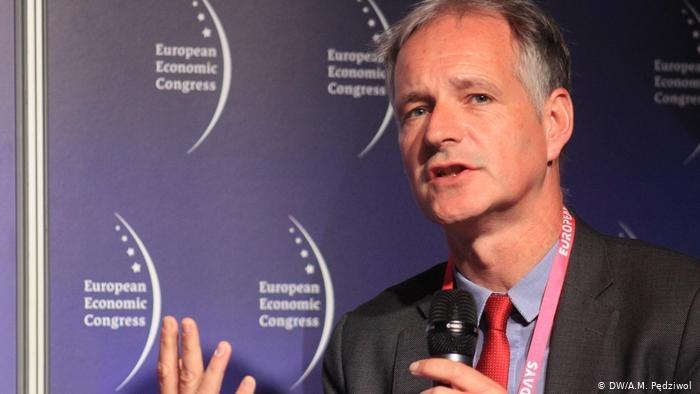 Polska nadal bardzo dobrze wykorzystuje fundusze UE - mówi Götz von Thadden /Deutsche Welle
