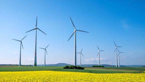 Polska największą wiatrakową budową środkowej Europy