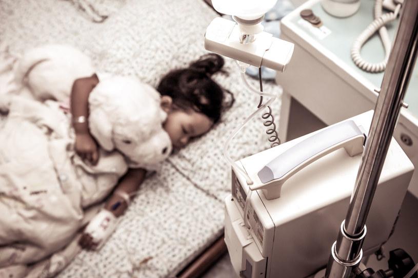 Polska nie jest odosobiona na liście europejskich krajów posiadających złe szpitale /123RF/PICSEL