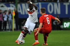 Polska-Niemcy - bez bramek w Hamburgu