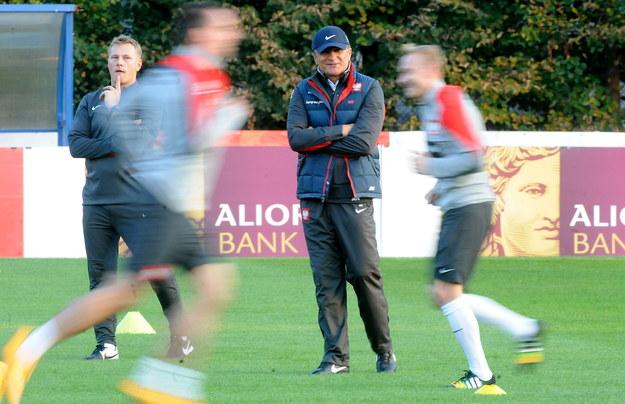 Polska - Niemcy w el. Euro 2016. Robert Lewandowski: Niemcy żartowali, że remis wezmą w ciemno