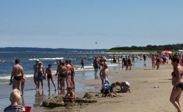 Polska niezwykła: Plaża w Świnoujściu i... kozi regiment