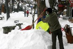 Polska po pierwszym ataku śniegu - gdzie spadło najwięcej?