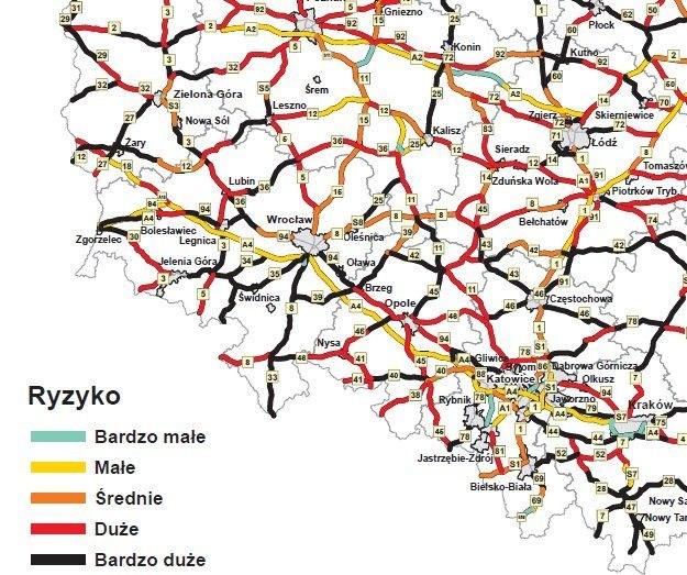 Polska południowo-zachodnia /