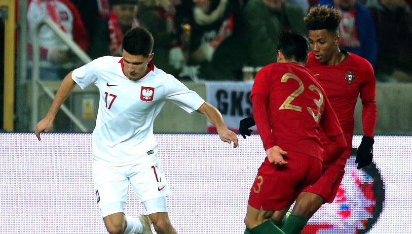 Polska - Portugalia 0-1 w pierwszym meczu barażowym o wyjazd na ME U-21