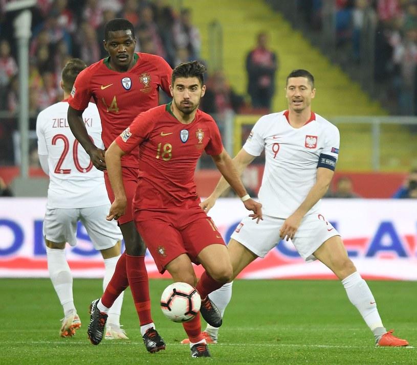 Polska - Portugalia /AFP