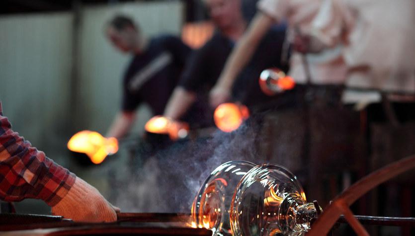 Polska produkuje coraz więcej szkła