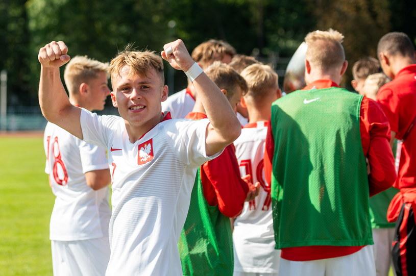 Polska reprezentacja do lat 17 /MATEUSZ SLODKOWSKI/FotoNews /Newspix