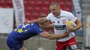 Polska - Reszta Europy 52:19 w meczu jubileuszowym rugby