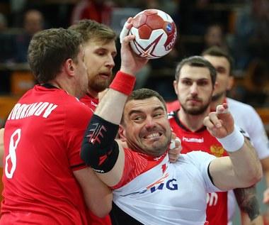 Polska - Rosja 26-25 na MŚ piłkarzy ręcznych