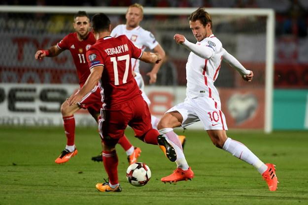Polska rozgromiła Armenię 6:1. Krychowiak zdradza kulisy sukcesu