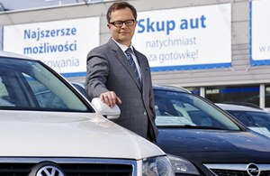 Polska samochodami używanymi stoi