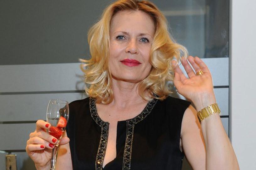 Polska Sharon Stone nie wyobraża sobie świata bez mężczyzn  /East News