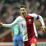 Polska - Słowenia 3-2. Lewandowski o murawie na PGE Narodowym