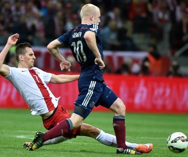 """Polska - Szkocja 2-2 - oceniamy """"Biało-czerwonych"""""""