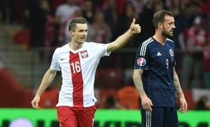 Polska - Szkocja 2-2 w el. Euro 2016