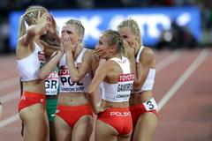 Polska sztafeta kobiet zdobyła brązowy medal!