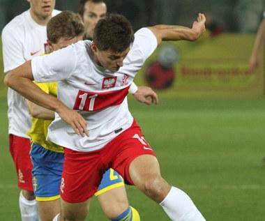 Polska - Szwecja 2-0 w eliminacjach ME U-21