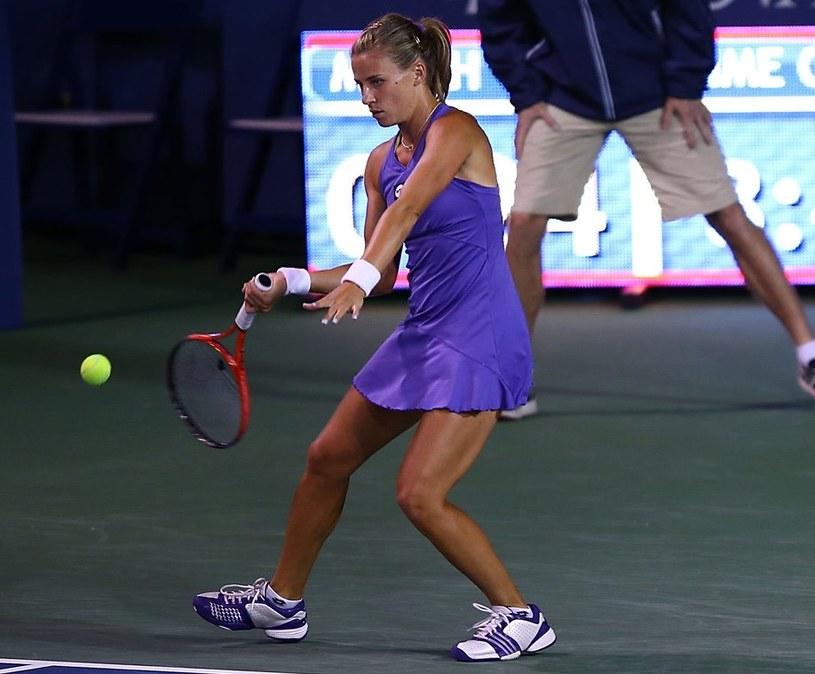 Polska tenisistka Alicja Rosolska /AFP