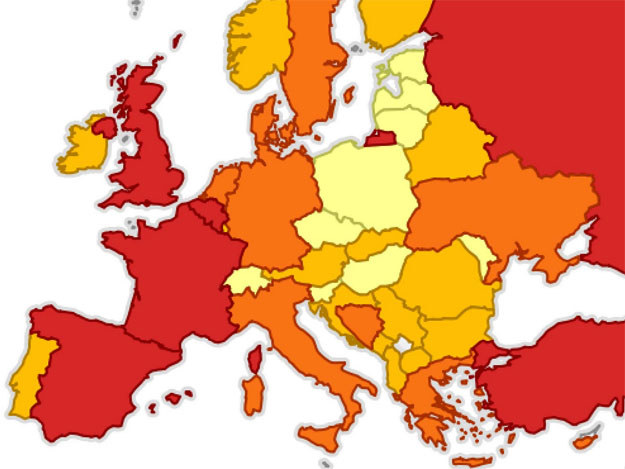 Polska to jedno z najbezpieczniejszych miejsc na świecie /&nbsp