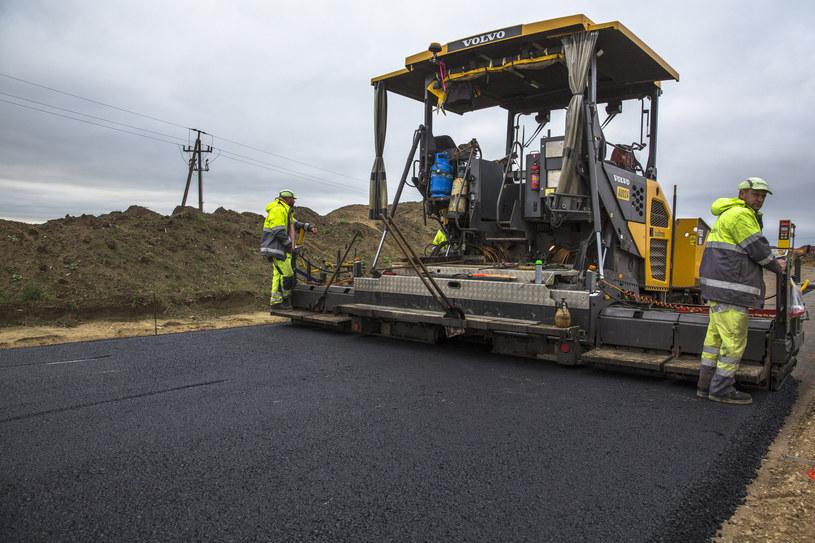 Polska to największy plac budowy dróg w Europie /Marek Maliszewski  /Reporter