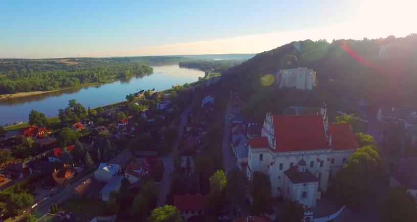 Polska to piękny i różnorodny kraj - ten filmik idealnie to pokazuje! /Stanisław Szewczyk /YouTube