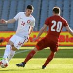 Polska U21 - Czechy U21 1-2 w meczu towarzyskim