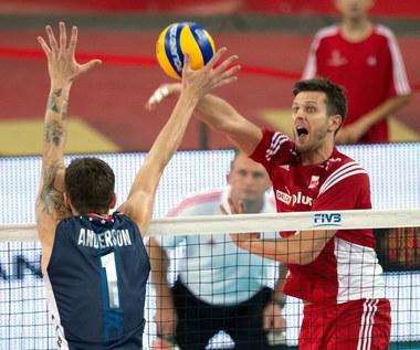 Polska - USA 1:3 na MŚ siatkarzy