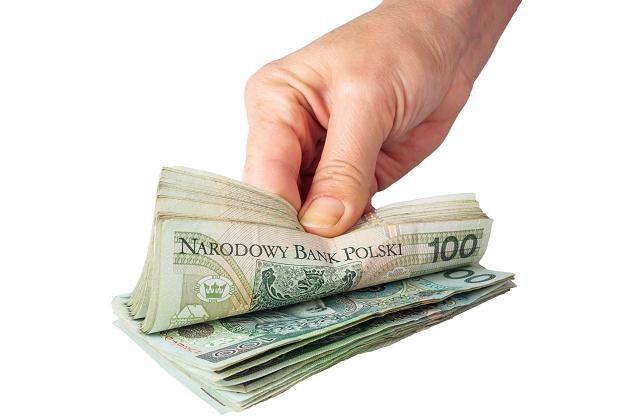 Polska waluta się umacnia, ale nie przebije raczej poziomu 4,10 za euro /©123RF/PICSEL