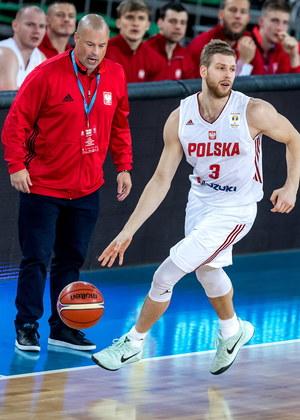 Polska - Węgry 70:60. Mike Taylor: Zmusili nas do wysiłku