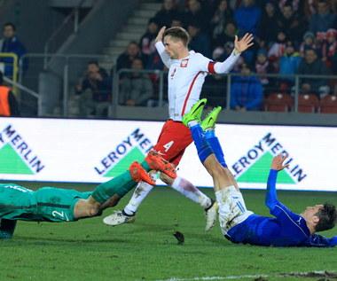 Polska - Włochy 1-2 w meczu U21. Obrona do poprawy