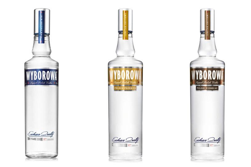 Polska wódka jest ceniona nie tylko za smak, ale i za design butelek /materiały prasowe