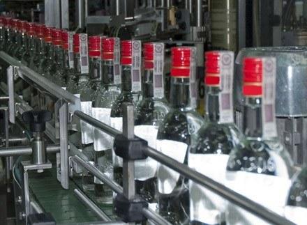 Polska wódka  wygrała Londyński Vodka Masters 2009 /materiały prasowe