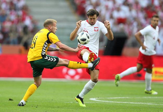 Polska wygrała z Litwą 4:0 / PAP/Leszek Szymański /PAP