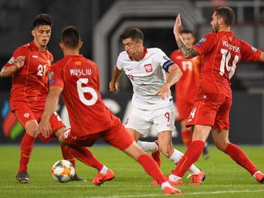 Polska wygrywa z Macedonią Północną po bramce Piątka [ZAPIS RELACJI]