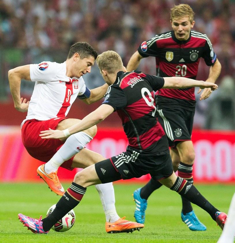 Polska zagra dziś ze Szwajcarią, a Niemcy z Hiszpanią /AFP