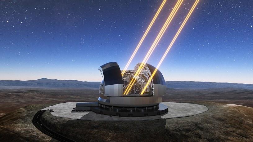 """Polska zbuduje swój teleskop w Chile. """"Będziemy badać największe tajemnice Wszechświata"""" /Geekweek"""