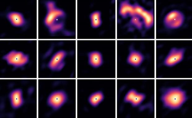 Polski astronom pokazał miejsca, gdzie rodzą się planety