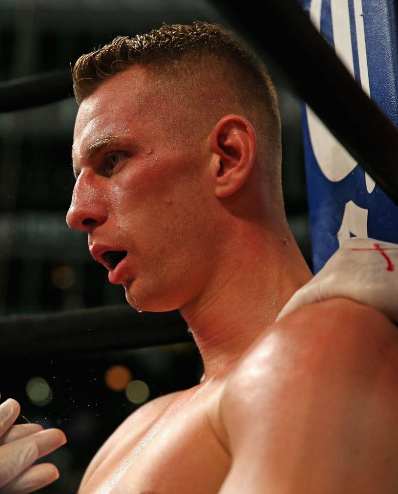 Polski bokser Andrzej Fonfara /AFP