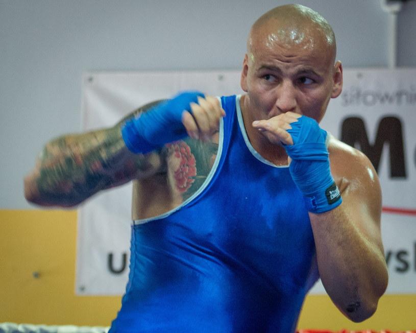 Polski bokser Artur Szpilka /PAP